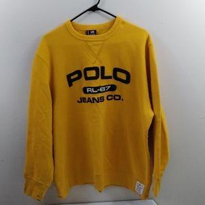 Vintage Polo Ralph Lauren Polo jeans sweatshirt L